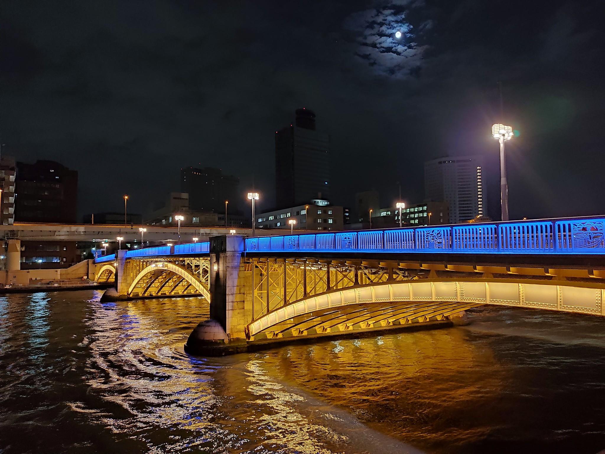 Redmi Note 9Sのカメラで撮影 - 夜景