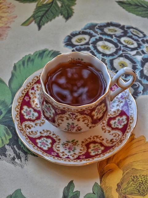 Rosina Teacup