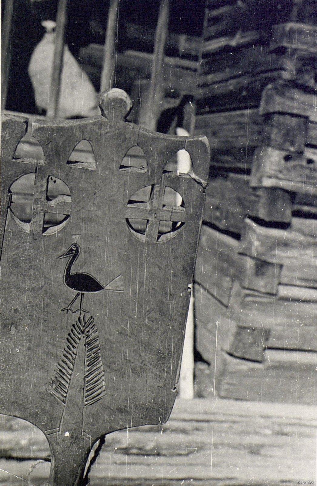 Орнамент прялки