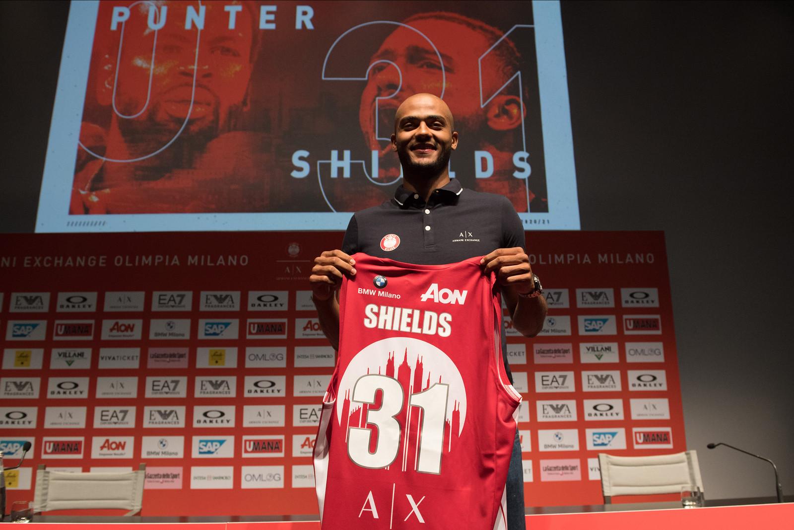 """Shavon Shields: """"Un giorno servirà difendere, un altro passare la palla, questa sarà l'Olimpia Milano"""""""