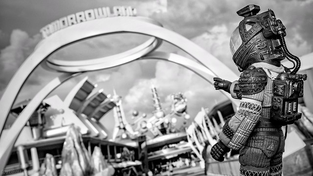 Tomorrowland #WaltDisneyWorld