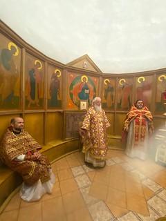 06.08.2020 | Престольный праздник в храме свв. Бориса и Глеба