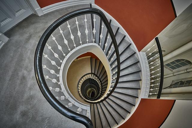 Staircase XXIII (down 4)