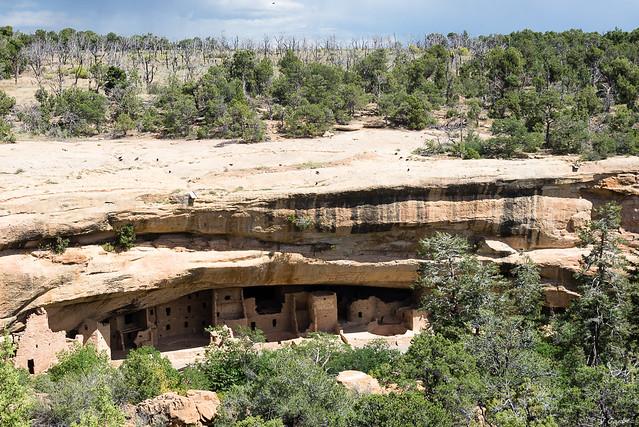 U.S.A. - Colorado - Mesa Verde National Park
