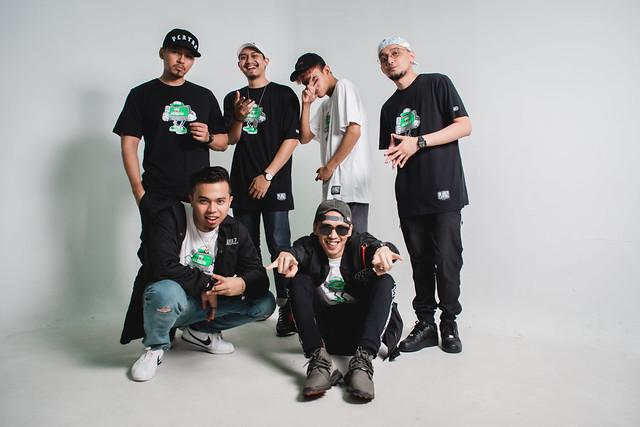 Siqma, Benzooloo, B-Heart, Kmy Kmo, Luca Sickta & Yonnyboii Bergabung Demi PLAYAZ