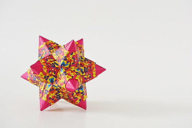 Monarchy Dodecahedron (Byriah Loper)