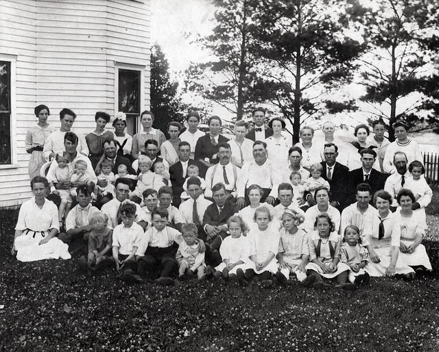 Lord Family, circa 1914