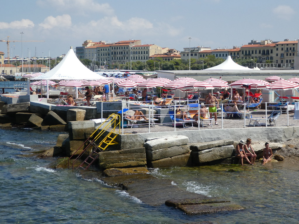 Beach club, Livorno