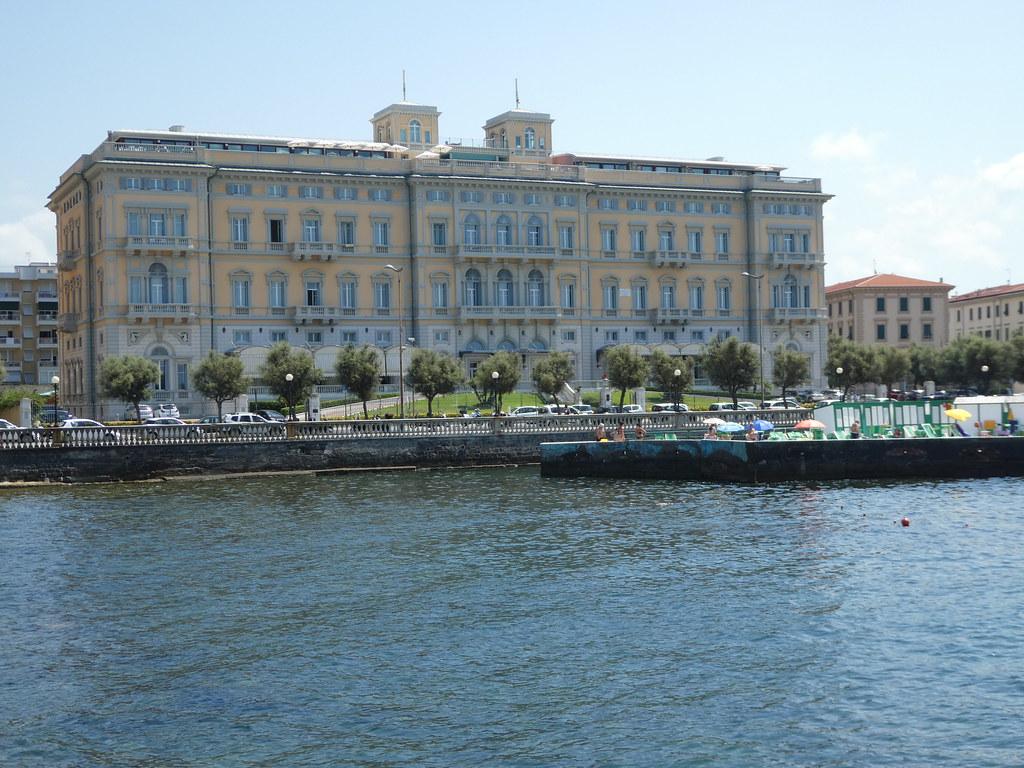 Grand Hotel Palazzo, Livorno