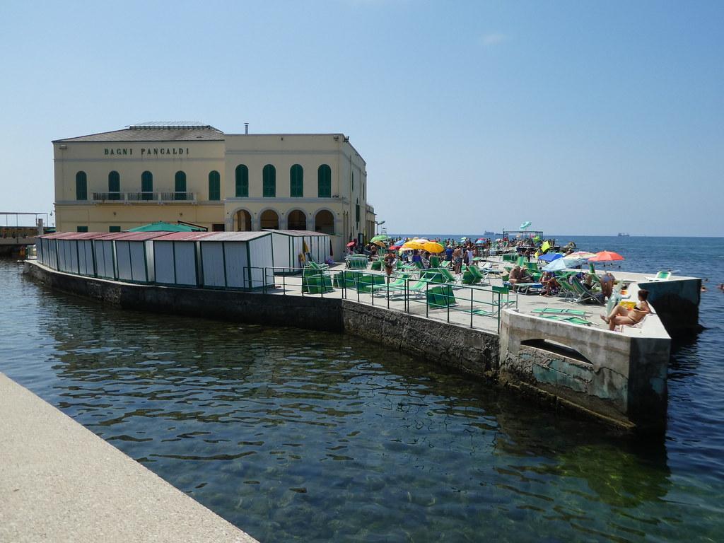Bagni Pancaldi, Livorno