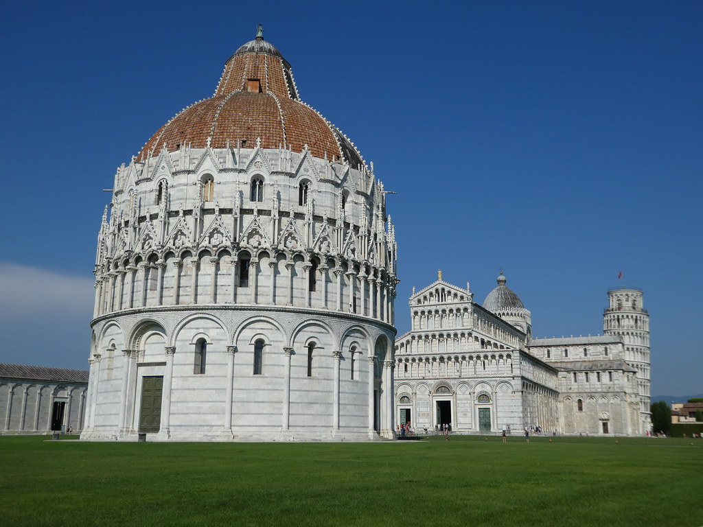 Baptistery of Pisa Cathedral