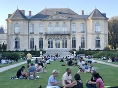 Musée Rodin Dîner sur l'herbe