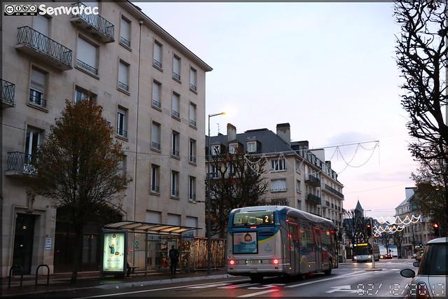 Irisbus Créalis 12 – Keolis Caen / Twisto n°176