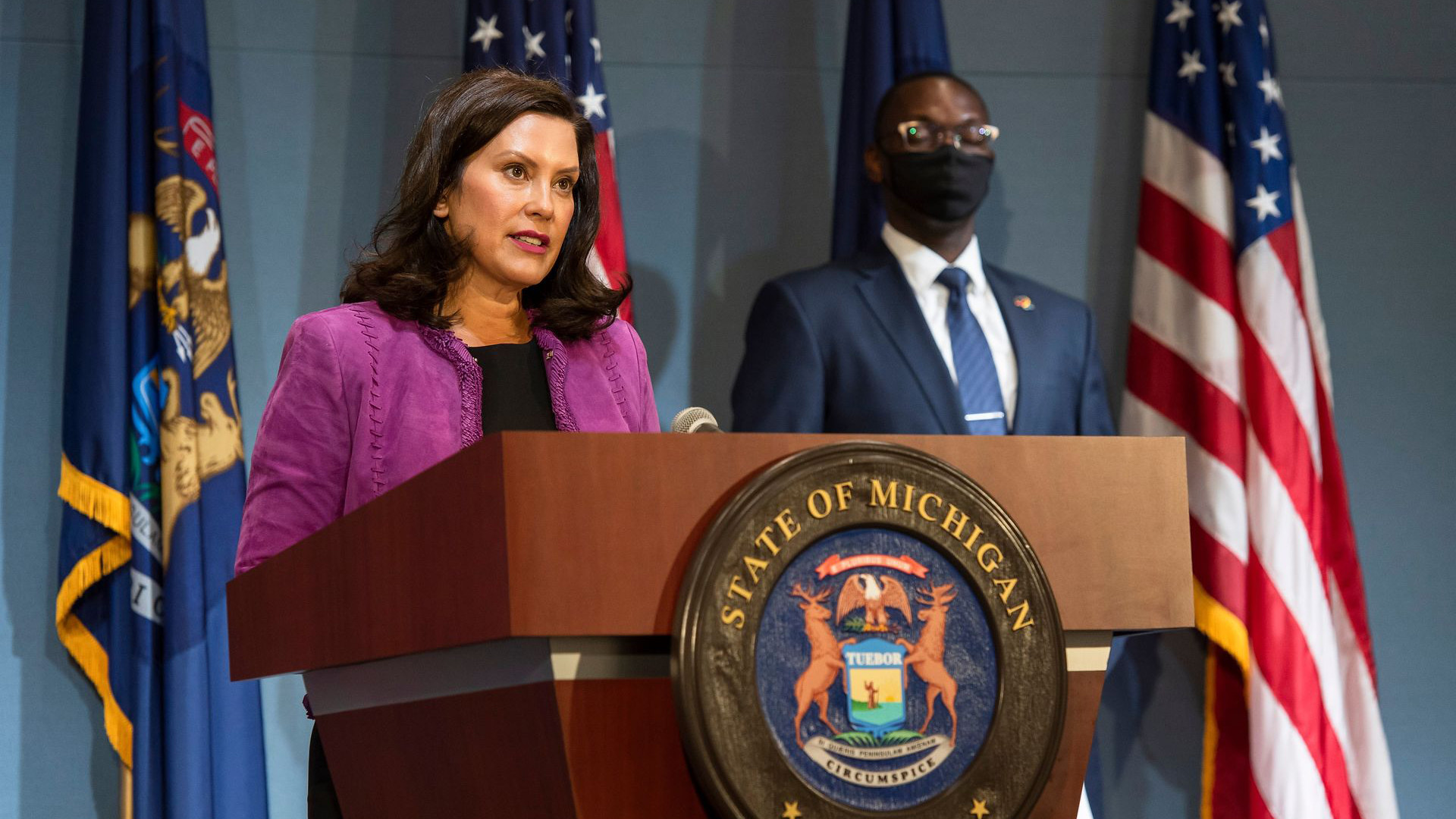 Masks are a Must for 2 and Up, New Executive Order From Governor Whitmer