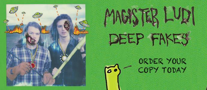 Magister Ludi - Deep Fakes