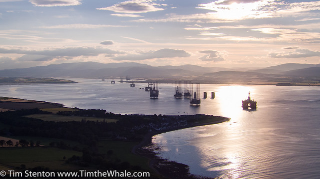 Aerial View Cromarty Firth 06 Aug-20-0045