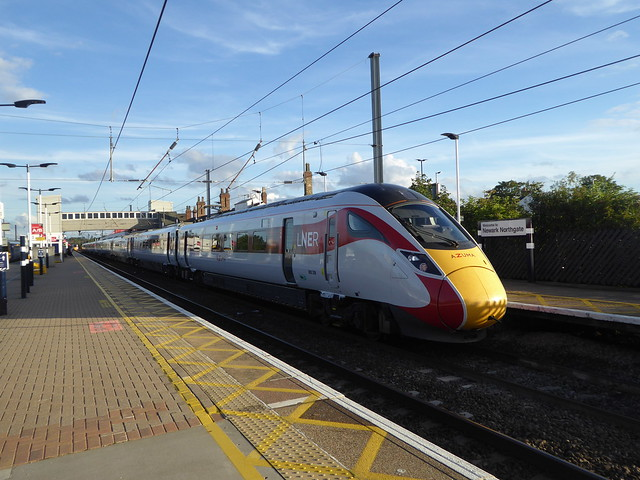 800208 at Newark Northgate (6/8/20)
