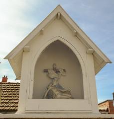 Haisnes chapelle rue Roger Salengro