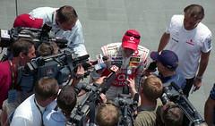 Fernando Alonso 2007 U.S. Grand Prix