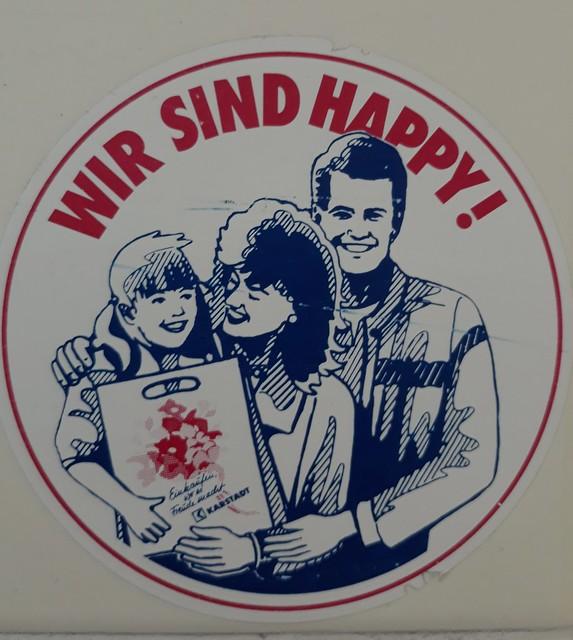 WIR SIND HAPPY