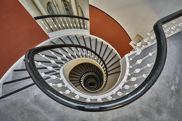 Staircase XXIII (down 3)