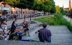 Uppsala summer evening