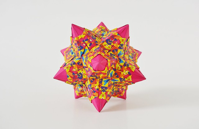 Monarchy Dodecahedron (Byriah Loper