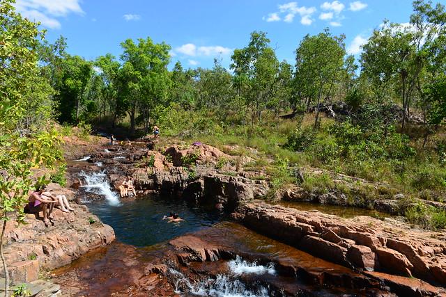 LITCHFIELD NATIONAL PARK, NT, AUSTRALIA