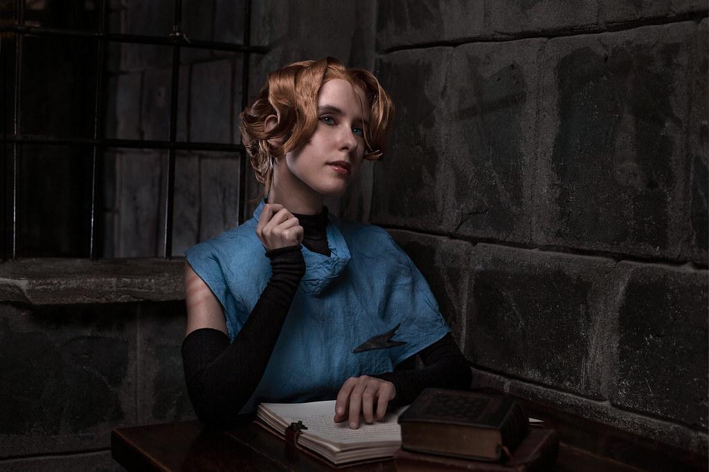 Sypha Belnades cosplay