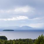 Lake skies 8/14, Tällberg, July 11, 2020