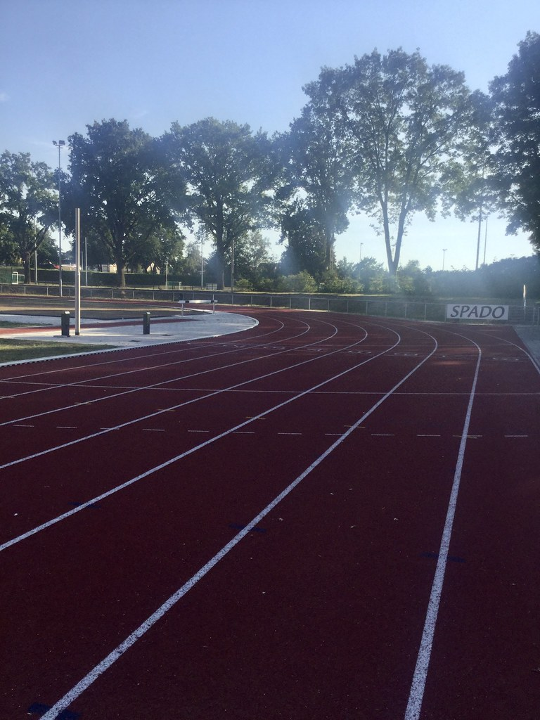 atletiekbaan Spado