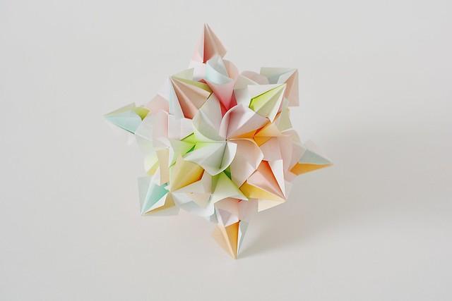 Murra Crystal Cuboctahedron (Byriah Loper)