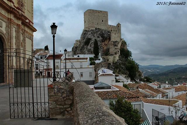 Castillo Arabe de Olvera