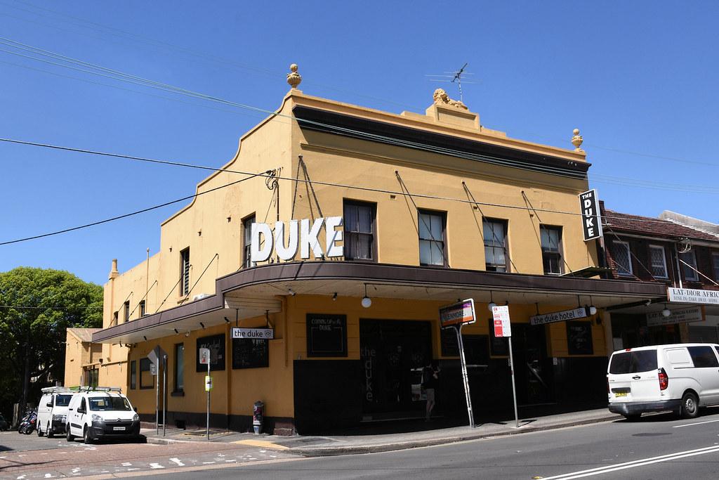 Duke Hotel, Enmore, Sydney, NSW.