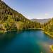 Lake 22 Drone Shot