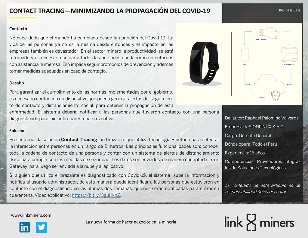 Business Case II-VisionLlinux