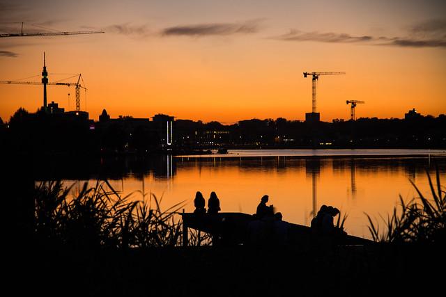 Phoenixsee Dortmund