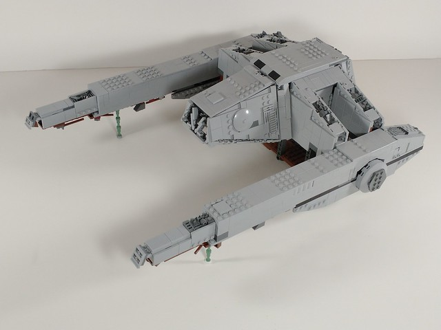 Lego Star Wars AT Hauler moc