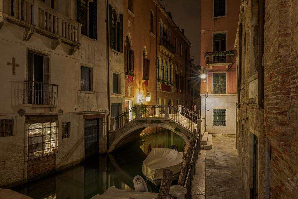 Rio de San Anzolo, Venezia