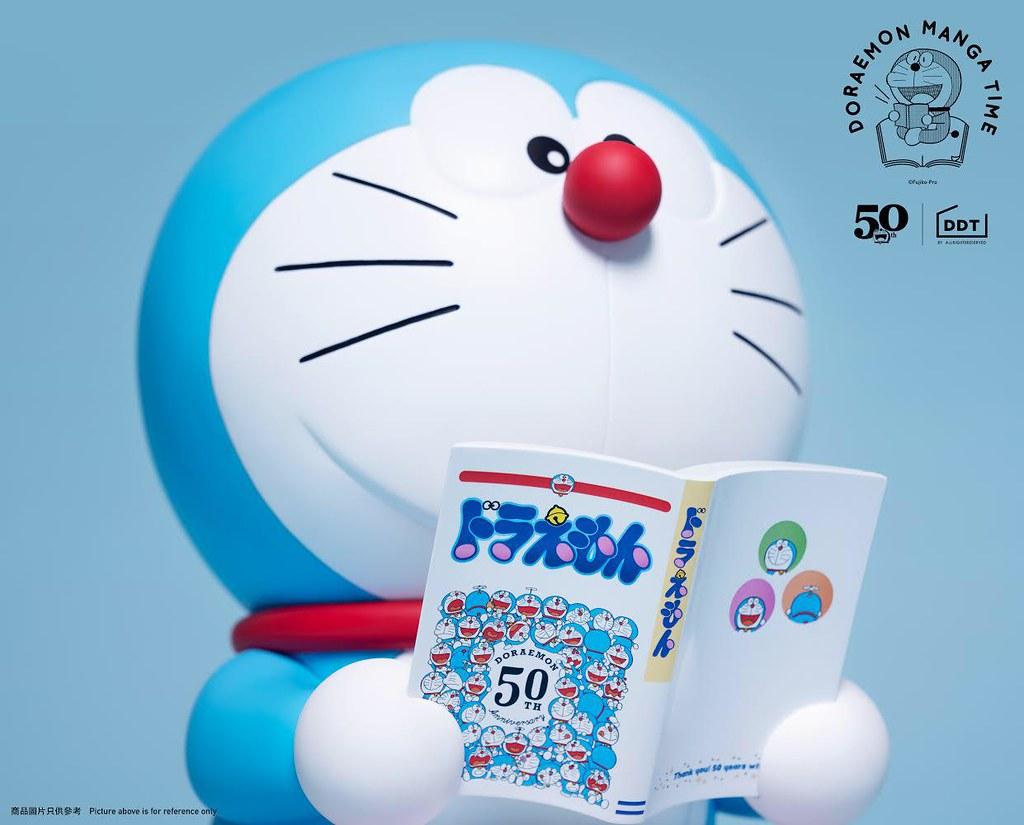 哆啦A夢50周年 AllRightsReserved「哆啦A夢漫畫時光周年企劃」登陸香港!