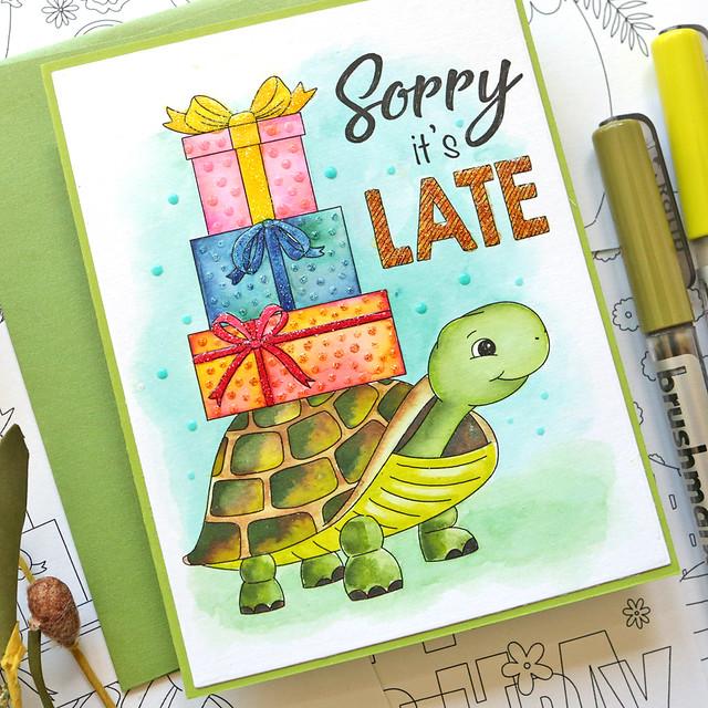 sorry its late cu