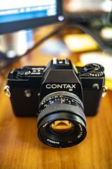 Contax 137 MA Quartx