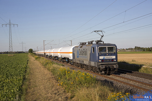 143 069 . Delta Rail (ex RBH) . 95209 . Herrath . 05.08.20.