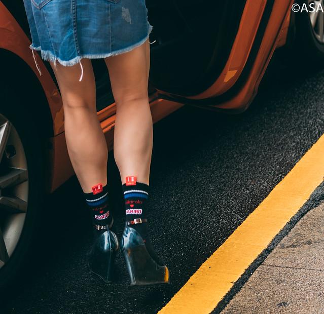 The Socks ;)