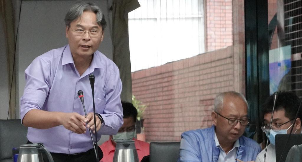 20200805國土計畫審議委員會審查屏東縣國土計畫。