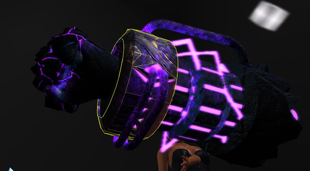 Alternate Magitek Power Glove - Arcane