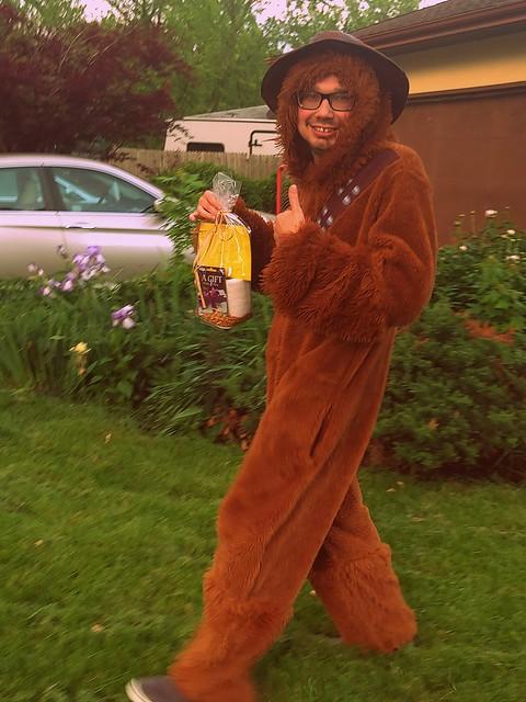 Hey It's Bigfoot