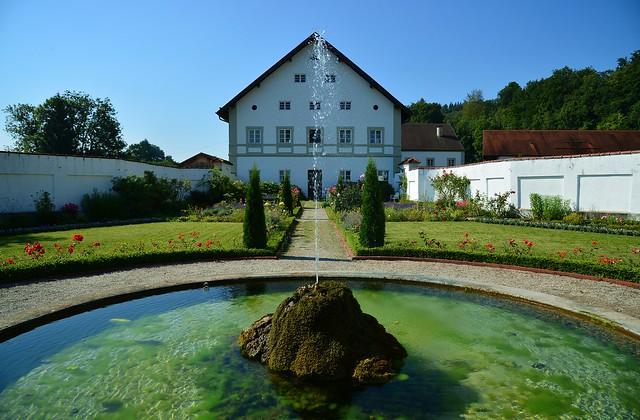 Schäftlarn - Prelate's Garden