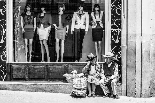 Street Portraits, Arequipa
