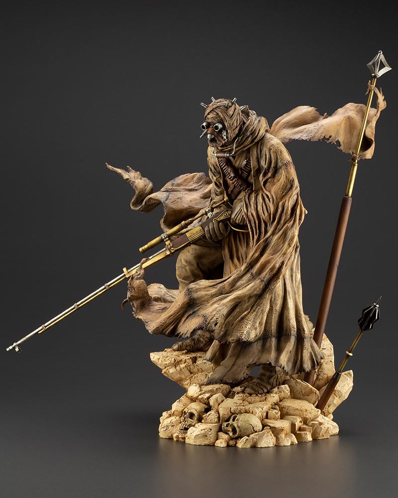 ARTFX Artist Series《星際大戰》塔斯肯襲擊者 - 沙漠蠻族 - 1/7 比例模型